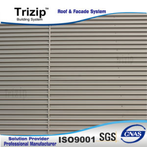Trapezoidal Metal Wall Clading Panel Manufacturer. pictures & photos