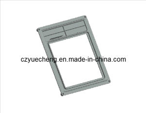 ADC10/ADC12/A380/A360/A356/Aluminum-Die Casting-Power Controller Frame