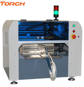 SMD Automatic Small Pick and Place Machine Tp210+ (TORCH) pictures & photos