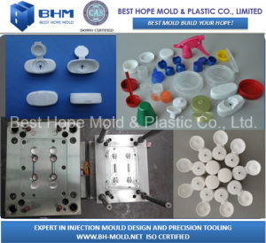 Plastic Injection Mold for Flip Top Cap pictures & photos