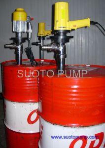 Electric Hand Pump, Barrel Pump, Drum Pump pictures & photos