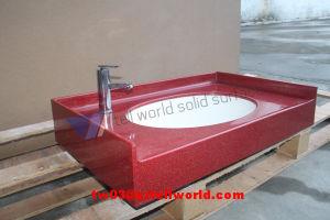 Rectangle Popular Sink, Ceramic Bathroom Sink pictures & photos