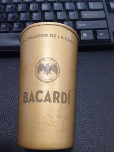Bacardi Metal Cup pictures & photos