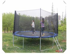 Hrt-16FT Trampoline with safety Enclosure pictures & photos