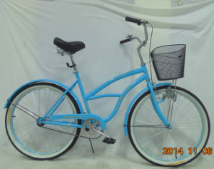 "Real Factory 26"" Lady Type Beach Bicycle (FP-BCB-C026) pictures & photos"