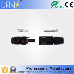 Ce TUV Approved Mc4 Solar Connector for Solar Project pictures & photos