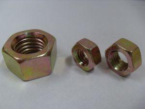 Hexagonal Nuts (DIN 934)