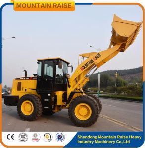 Chinese 3ton Zl30 Wheel Loader (3T) Front End Payloader pictures & photos