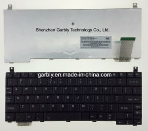 for Toshiba (U100, U105) Keyboard for Us Laptop pictures & photos