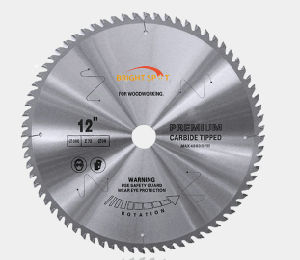 Tct Saw Blades Cutting Laminate Panles pictures & photos