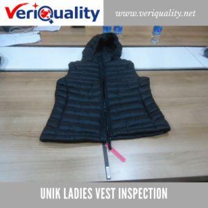 Unik Ladies Vest Quality Control Inspection Service at Shishi, Fujian pictures & photos