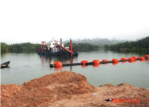 Sand-Excavating Dredger pictures & photos