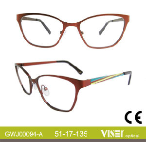 Fashion Metal Women Spectacle Frames (94-B) pictures & photos