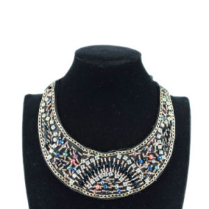 New Collar Beaded Necklace Jewelry (40201)