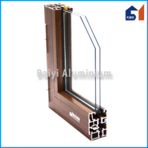 ISO Factory Fabrication Aluminum Woo Composite System for Windows