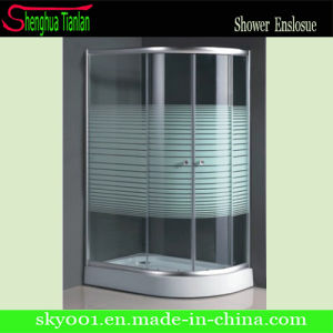 Hot New Hot Curved Glass Sliding Door pictures & photos