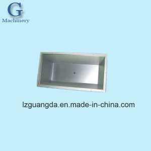 OEM Cheap Custom Made Stainless Steel Spare Parts Sheet Metal Fabrication Drawn Parts pictures & photos