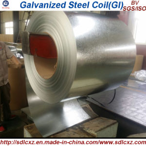 Hot Dipped Galvanized Steel Sheet and Steel Coil (0.125mm-0.8mm) pictures & photos