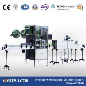 27000bph Automatic Sleeving Labeler Shrink Sleeve Labeling Machine