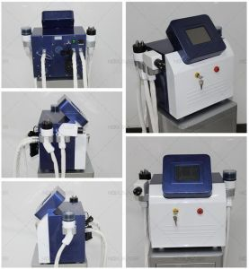 Cavitation+Vacuum+RF+ Diode Laser pictures & photos