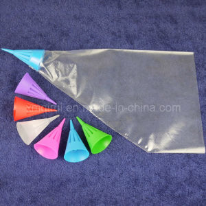 Colorful Tip Disposable Food Filling Decorating & Piping Bags pictures & photos