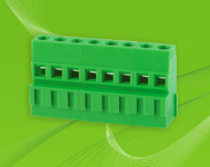 PCB Screw Terminal Block for High Position pictures & photos