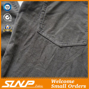 100% Cotton Corduroy Fabric for Coat