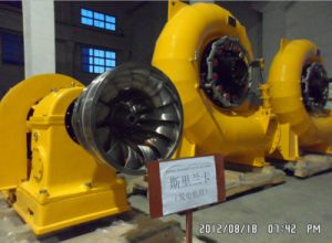Francis Hydro (water) Turbine Generator Unit (HLA551-WJ-80)