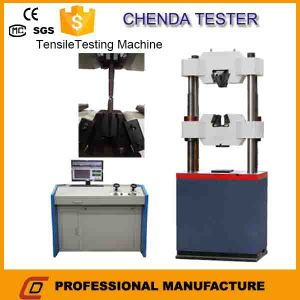 Computer Display Hydraulic Universal Testing Machine with 1000 Kn pictures & photos