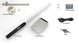 Mini Portable Interactive Whiteboard for Classroom pictures & photos