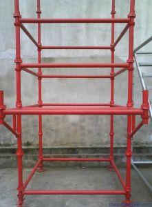 Q235 Construction Material Scaffold Cuplock /Cuplock Ledger pictures & photos