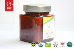 Canned Organic Goji Jam pictures & photos