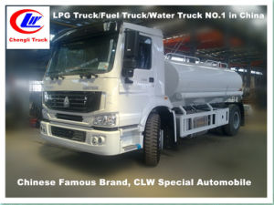 Heavy Duty Sinotruk HOWO 266HP 4X2 10000L Water Truck Watering Truck Water Spray Truck HOWO Water Sprinkling Truck pictures & photos