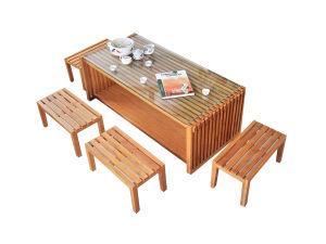 Simple Living Room Tea Table (JD-FN003)