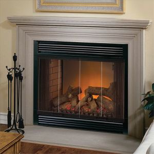 China Fireplace Ceramic Glass With RoHS Certificate