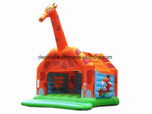 Inflatable Animal Shape Bouncy House for Children pictures & photos