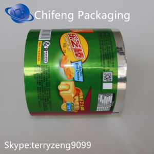Plastic Packing Roll for Nut Packaging pictures & photos