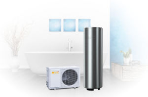 Fashionable Design Air Source Heat Pump for Hot Water pictures & photos