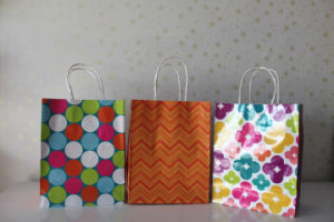 Printing Kraft Paper Shopping Bag pictures & photos