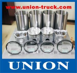 Yanmar Forklift Engine Parts Liner Piston Kit