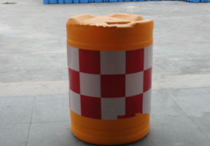 400*700 Plastic Traffic Anti-Collision Bucket pictures & photos