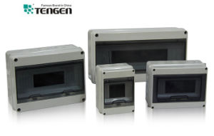 2014 New Merlin Gerin Type Plastic Distribution Box pictures & photos