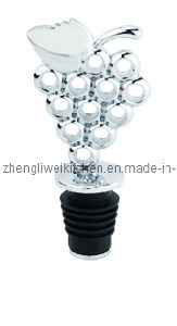 Grape Shaped Wine Stopper 700072 pictures & photos