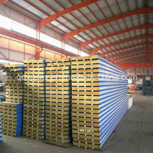 Sandwich Panel for Steel Building/Fireproofing Sandwich Panel (XGZ-49) pictures & photos