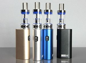 Jomotech Mini 40W Box Mod with Clear Subtank 0.5ohm pictures & photos