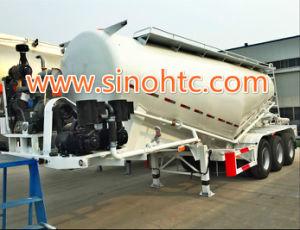 40-55cbm Bulk powder tank trailer / Cement Tank Trailer pictures & photos