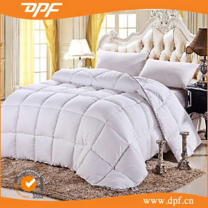 China Supplier Duck Feather Hotel Comforter Set Hotel Feather Duvet pictures & photos