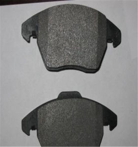 Car Disc Rear Brake Pad for Mazda D636 Nay52643z pictures & photos