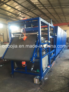 Rubber Sheet Cooling Machine in Qingdao pictures & photos