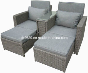 Patio Sofa/Patio Rattan Sofa/Patio PE Rattan Sofa (KY836)